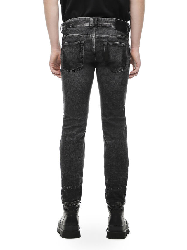 Diesel - TYPE-2814, Black Jeans - Vaqueros - Image 2