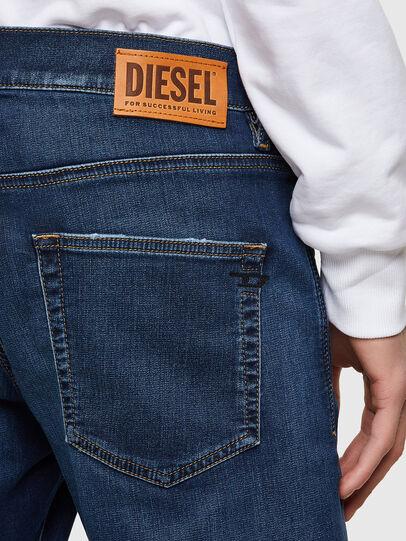 Diesel - D-Strukt JoggJeans® 069RX, Azul Oscuro - Vaqueros - Image 4