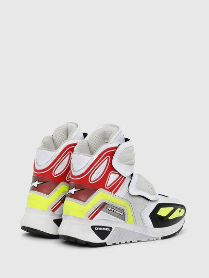 Diesel - ASTARS-SKBOOT, Blanco - Sneakers - Image 3