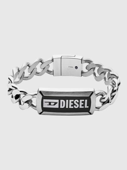 Diesel - DX1242, Plata - Pulseras - Image 1