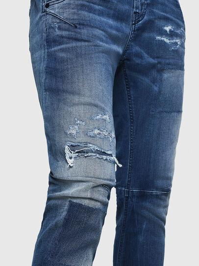 Diesel - Fayza JoggJeans 069HB, Azul medio - Vaqueros - Image 5