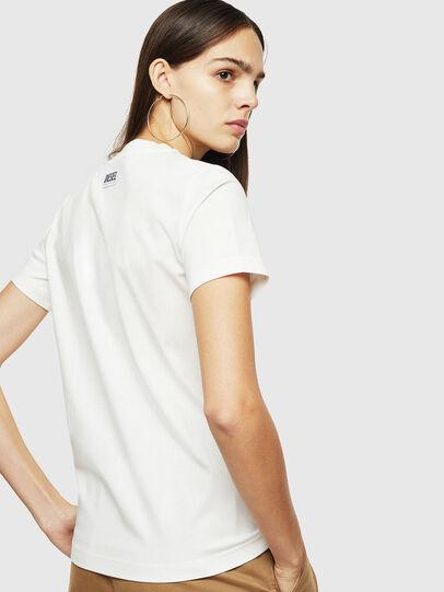 Diesel - T-SILY-YC, Blanco - Camisetas - Image 2