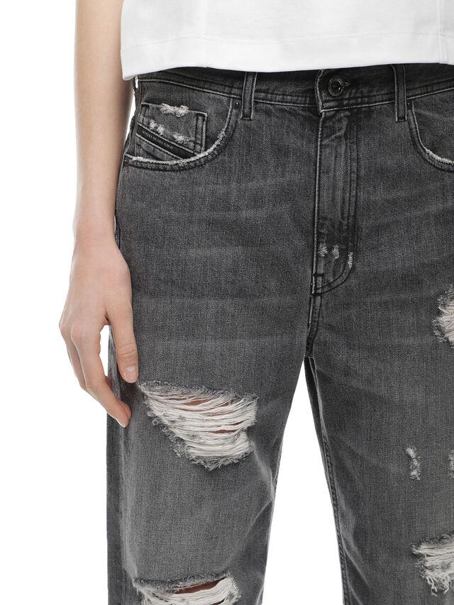 Diesel - TYPE-1815-RE, Grey Jeans - Vaqueros - Image 4
