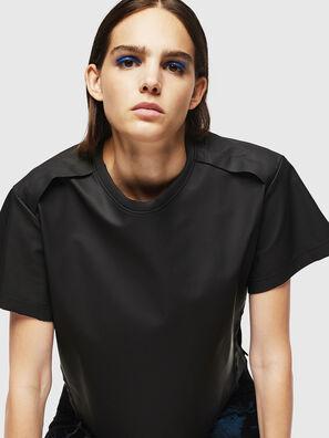 T-DARYL, Negro - Camisetas