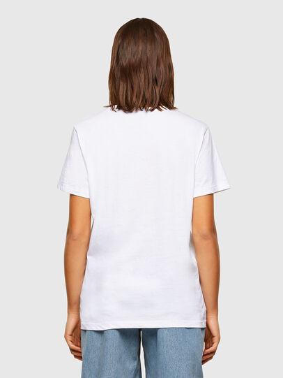 Diesel - T-DARIA-R3, Blanco - Camisetas - Image 2