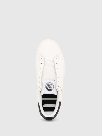 Diesel - S-CLEVER SO W, Blanco/Negro - Sneakers - Image 5