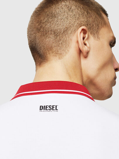 Diesel - LR-T-HART-VIC, Blanco - Polos - Image 4
