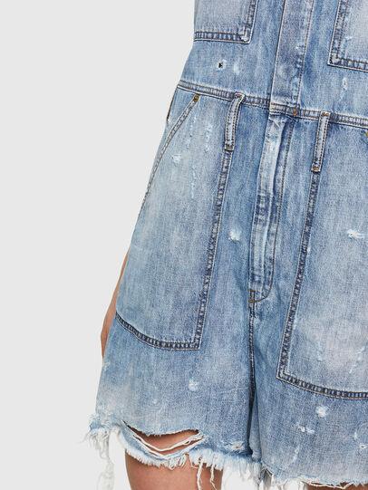 Diesel - DE-BETTE, Blue Jeans - Monos - Image 3