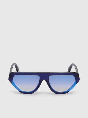 DL0322, Azul - Gafas de sol