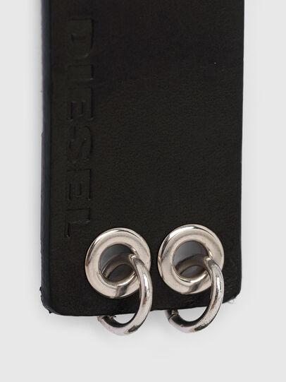 Diesel - B-PIRSIN, Negro - Cinturones - Image 4