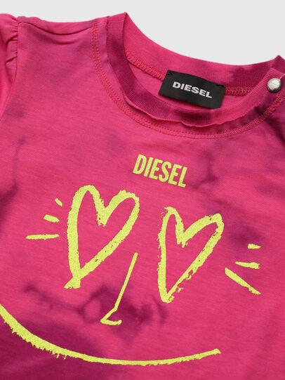 Diesel - TINTDB, Rosa - Camisetas y Tops - Image 3