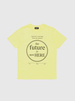 TDIEGOYD, Amarillo - Camisetas y Tops