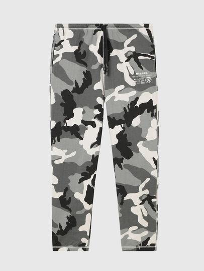 Diesel - UMLB-PETER, Gris/Negro - Pantalones - Image 1