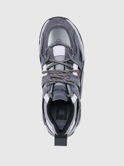 Diesel - S-KIPPER LOW TREK II, Gris - Sneakers - Image 5
