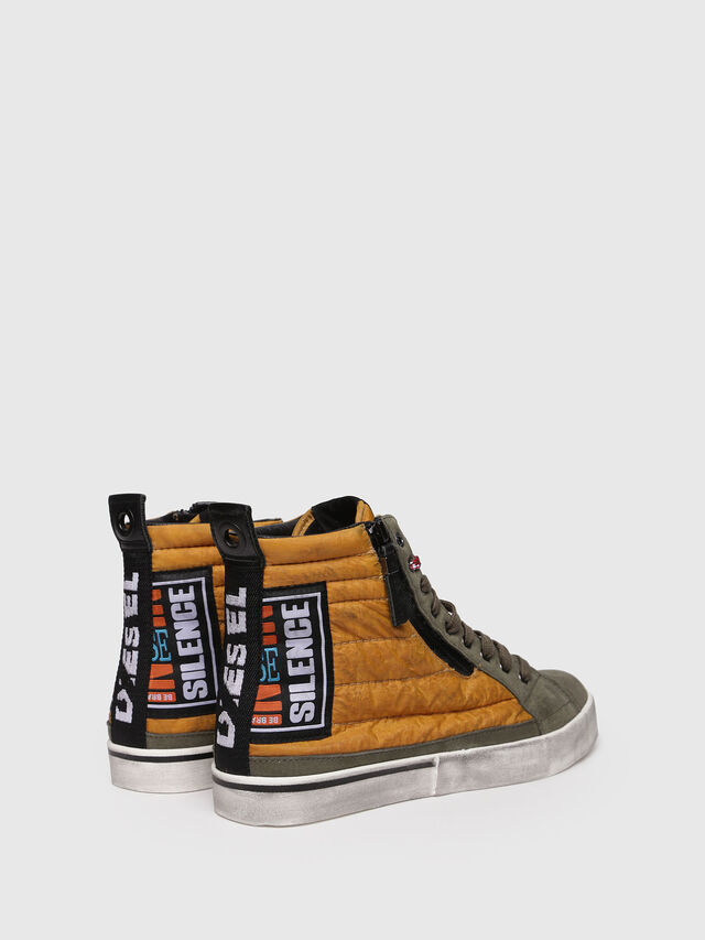 Diesel - D-VELOWS MID PATCH, Amarillo - Sneakers - Image 2
