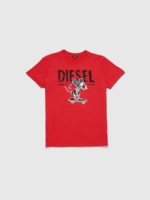 CL-T-DIEGO-1, Rojo - Camisetas