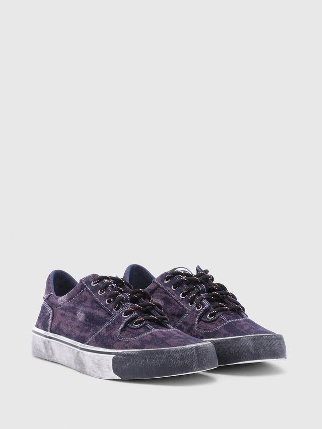 Diesel - S-FLIP LOW, Violeta - Sneakers - Image 2