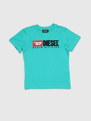 TJUSTDIVISIONB-R, Celeste - Camisetas y Tops