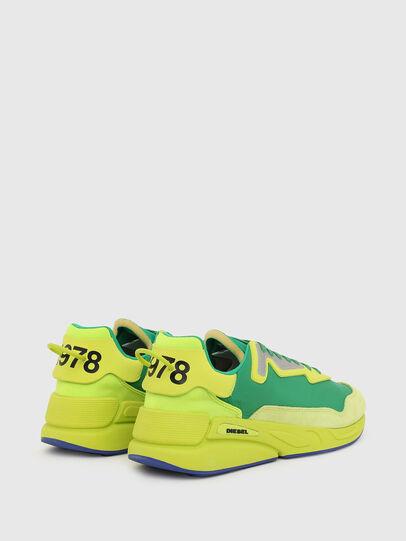 Diesel - S-SERENDIPITY LC, Amarillo/Verde - Sneakers - Image 3