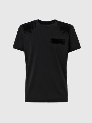 T-IEGO-A, Negro - Camisetas