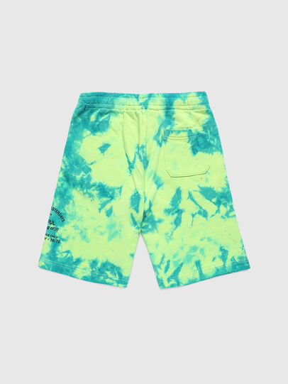 Diesel - PROLLY, Verde Fluo - Shorts - Image 2