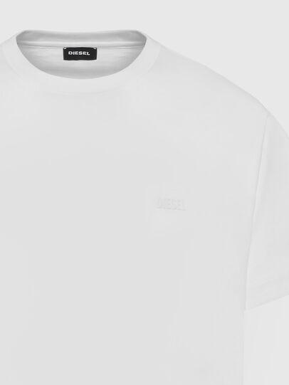 Diesel - T-TARRIS-NEW2, Blanco - Camisetas - Image 3