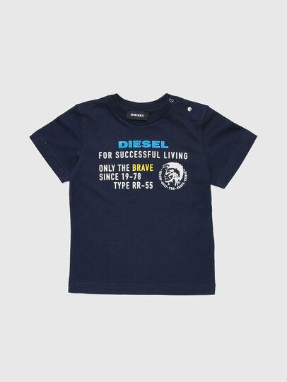 Diesel - TDIEGOXB, Azul Oscuro - Camisetas y Tops - Image 1
