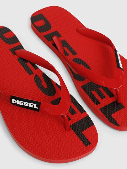 Diesel - SA-BRIIAN, Rojo - Chanclas - Image 3