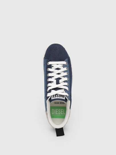 Diesel - S-CLEVER LOW LACE, Azul - Sneakers - Image 5