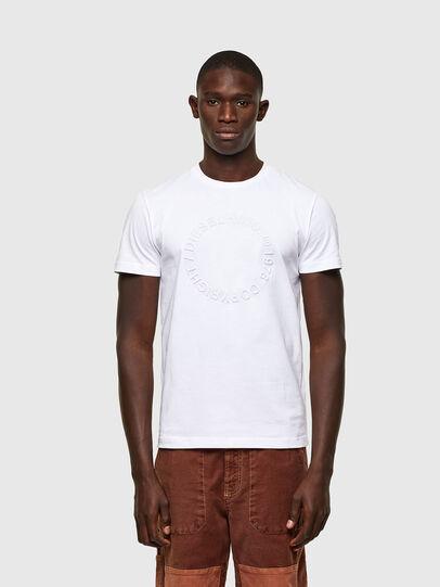 Diesel - T-DIEGOS-A2, Blanco - Camisetas - Image 1