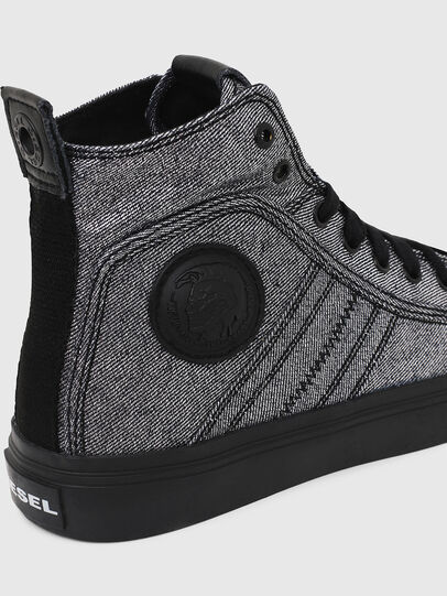 Diesel - S-ASTICO MID LACE W, Gris - Sneakers - Image 5
