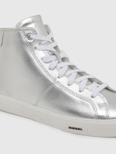 Diesel - S-MYDORI MC W, Plata - Sneakers - Image 4