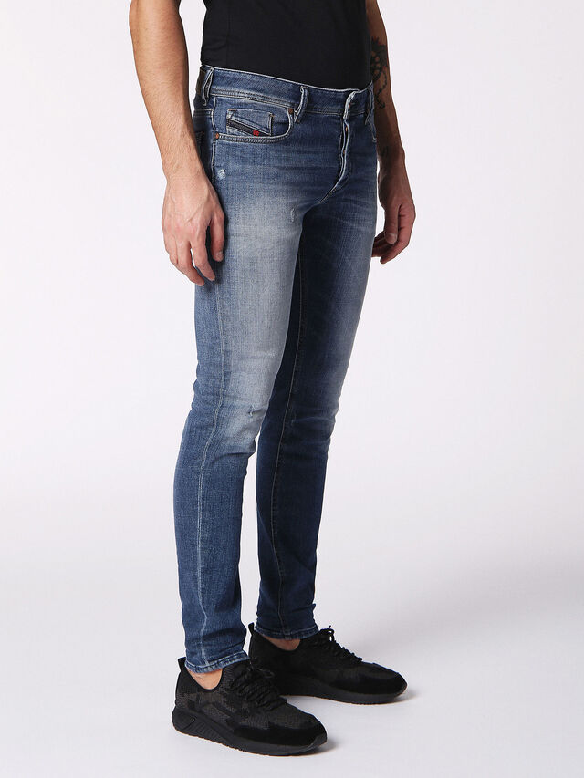 SLEENKER 084QJ, Blue Jeans