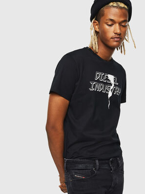 T-DIEGO-J25, Negro - Camisetas