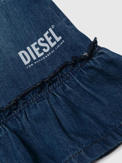 Diesel - DEIVIB, Azul medio - Vestidos - Image 3