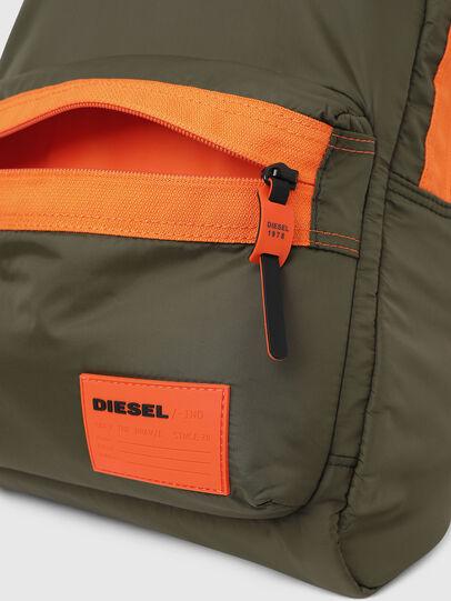 Diesel - MIRANO, Verde Oscuro - Mochilas - Image 4