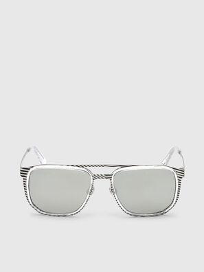 DL0294, Blanco/Negro - Gafas de sol