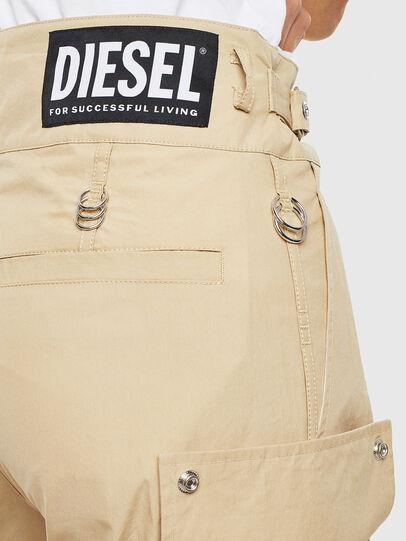 Diesel - P-MARIE, Beige - Pantalones - Image 3