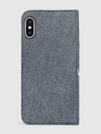 Diesel - DENIM IPHONE X FOLIO,  - Fundas tipo libro - Image 3