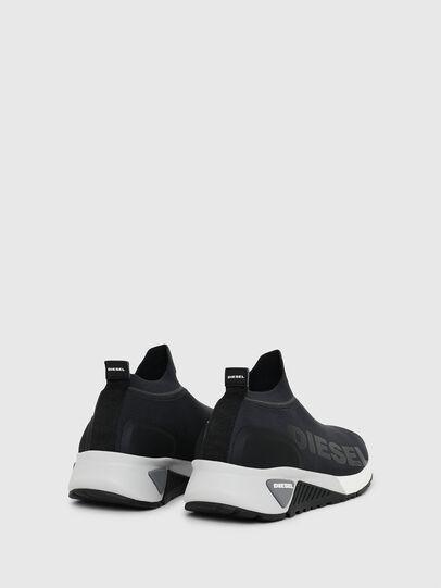 Diesel - S-KB ATHL SOCK II, Negro - Sneakers - Image 3
