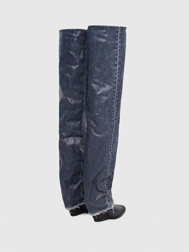 Diesel - D-WEST OTK, Blue Jeans - Botas - Image 3