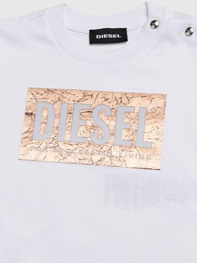 Diesel - TIRRIB, Blanco - Camisetas y Tops - Image 3