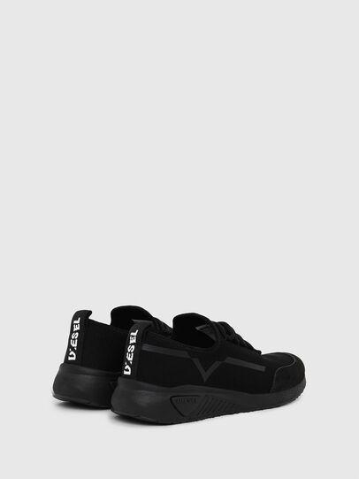 Diesel - S-KBY STRIPE W, Negro - Sneakers - Image 3