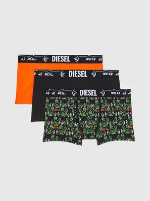 UMBX-DAMIENTHREEPACK, Negro/Verde - Boxers