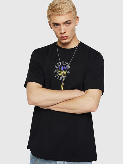 Diesel - T-JUST-Y19,  - Camisetas - Image 1