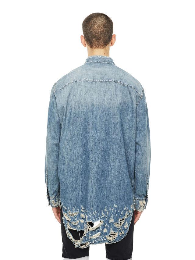 Diesel - SUVER-D, Blue Jeans - Camisas - Image 2