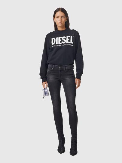 Diesel - Slandy 069EF, Negro/Gris oscuro - Vaqueros - Image 5