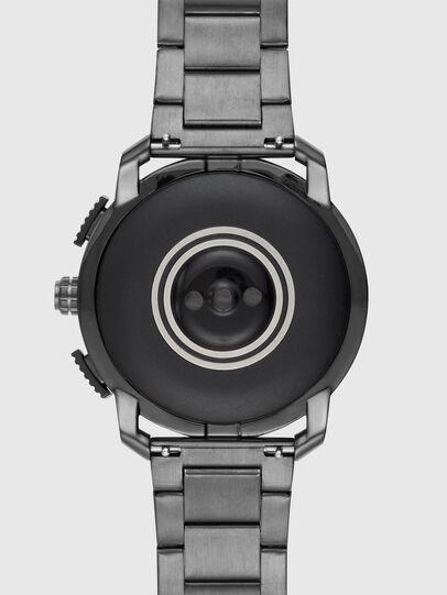 Diesel - DT2017, Gris oscuro - Smartwatches - Image 4
