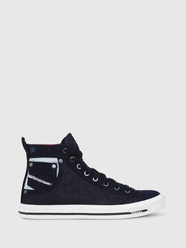 Diesel - EXPOSURE IV W, Azul Oscuro - Sneakers - Image 1
