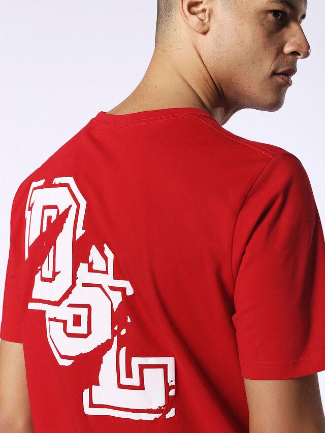 T-JUST-SL, Rojo